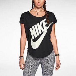 NIKE Black/Gray Signal T-Shirt
